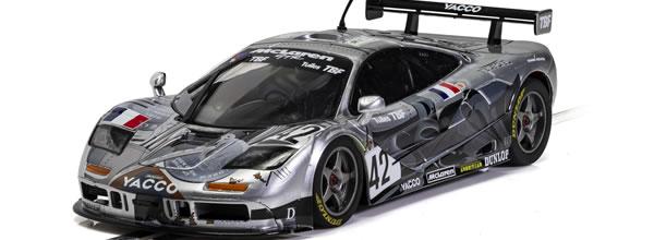 McLaren F1 GTR - LeMans 1995 - Compétition BBA