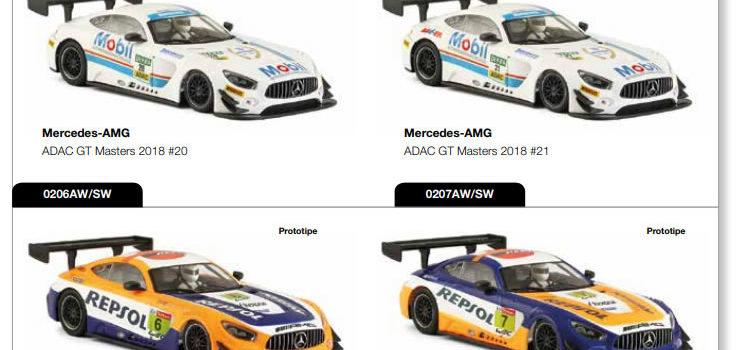 NSR: Les GT3 et Mosler prévues en 2021