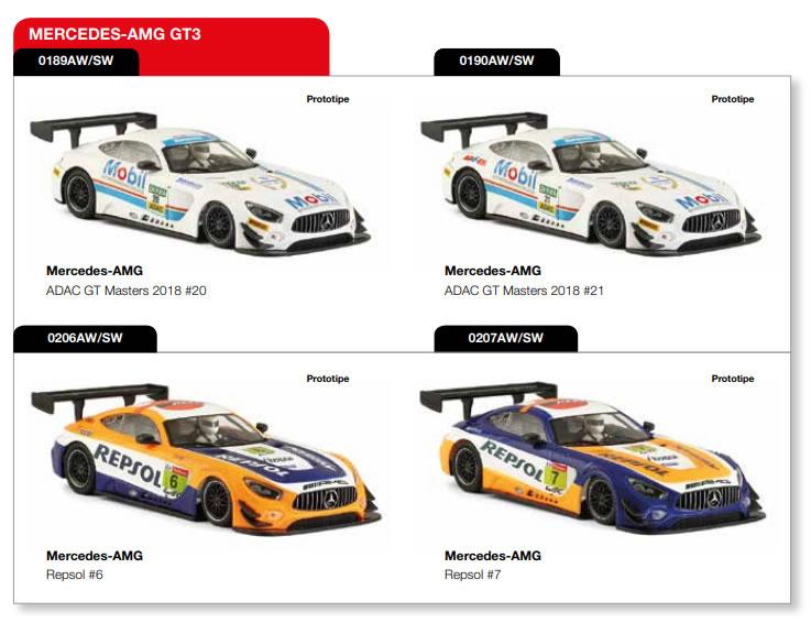 NSR - AMG list 2021