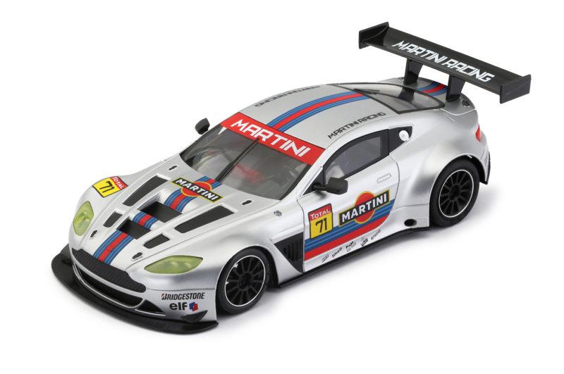 NSR - ASV GT3 - Martini Racing #71 - Silver (ref-0171)