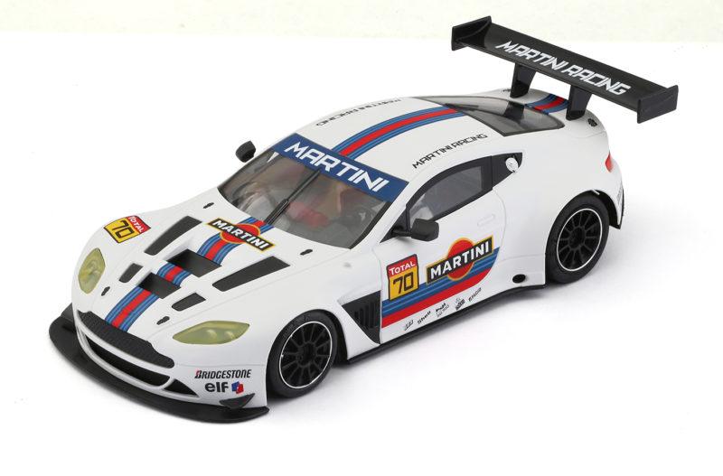NSR - ASV GT3 - Martini Racing #70 - White (ref-0170)
