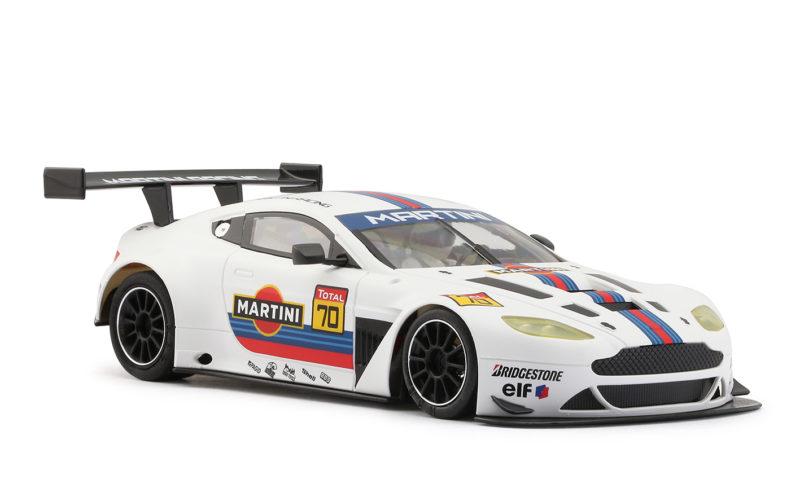 NSR - ASV GT3 - Martini Racing #71 - White (ref-0170)