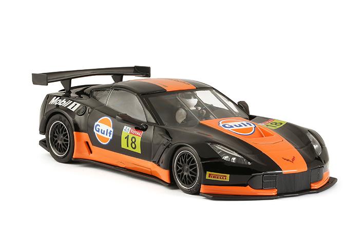 NSR - C7R Gulf Black