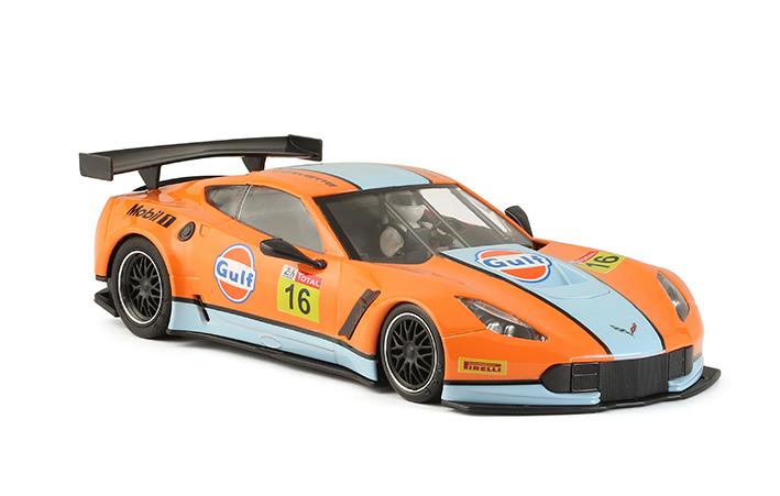 NSR - C7R Gulf Orange