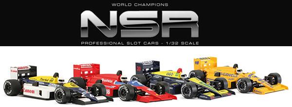 NSR: Les F1 86/89 qui sortiront en 2021