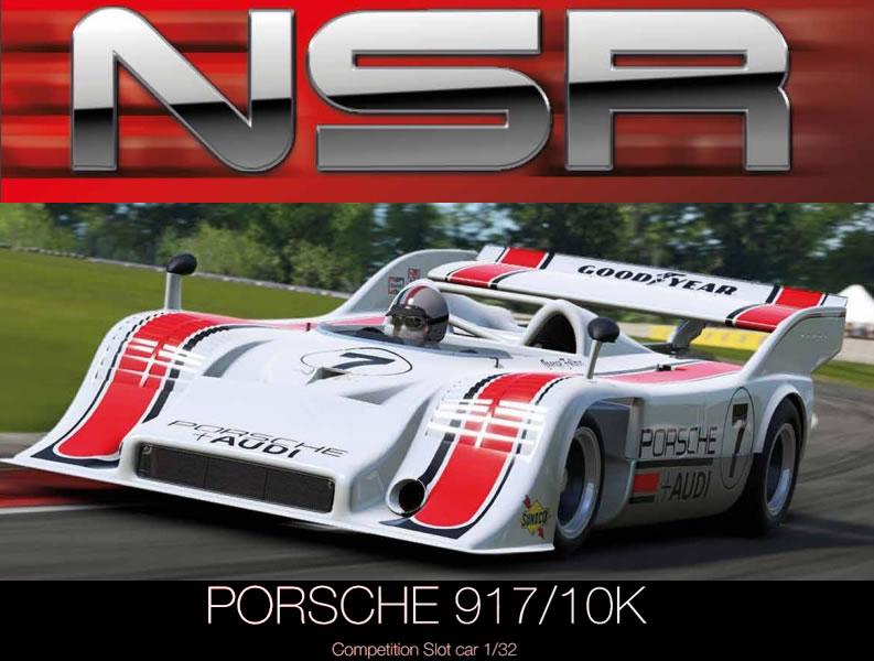 NSR Tous les détails de la Porsche 917 K-10