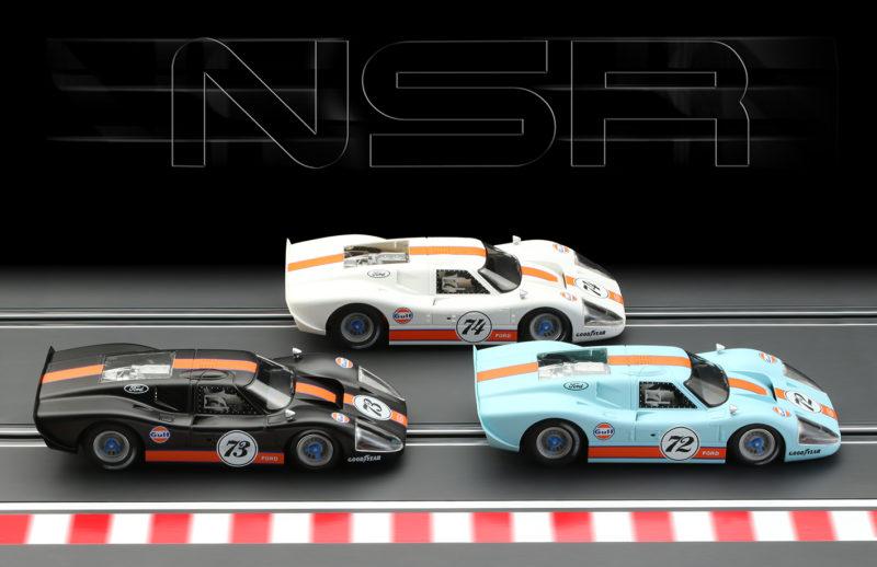 NSR Trois Ford Mk IV Gulf Limited Edition
