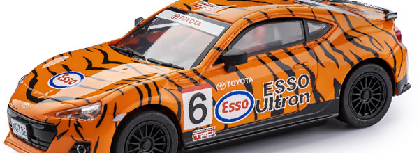 Policar: la Toyota GT86 - #6 Esso Ultron Goodwood 2015