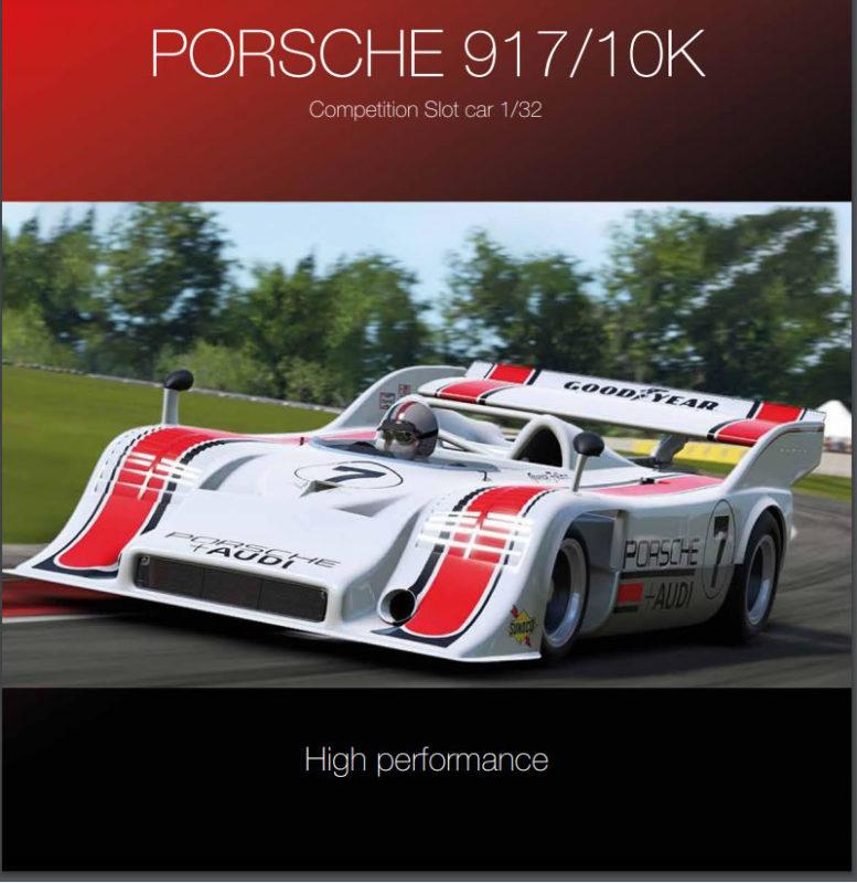 Porsche 917-10k - NSR