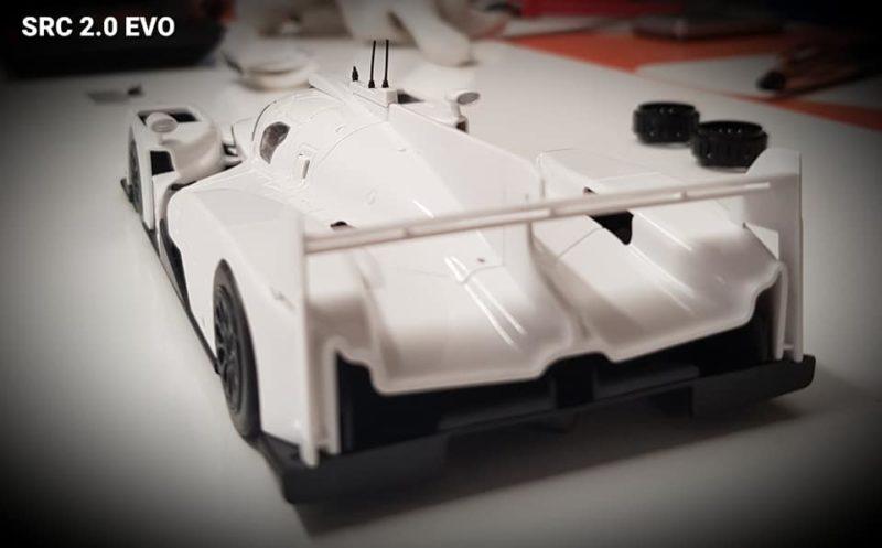 SRC les premières photos de la Toyota TS50 LMP1