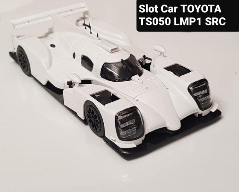 SRC: les premières photos de la Toyota TS50 LMP1