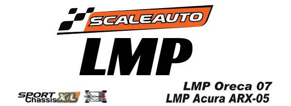 Scaleauto: Deux LMP pour le slot à l'échelle 1/24 arrive.