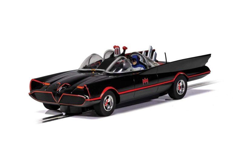 Scalextic - la Batmobile - Série télévisée 1966 - C4175