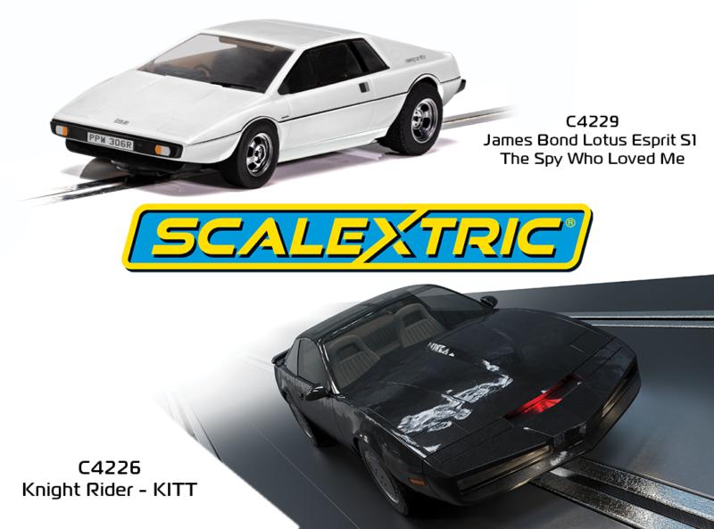 Scalextric Le catalogue des nouveautés 2021 est disponible.