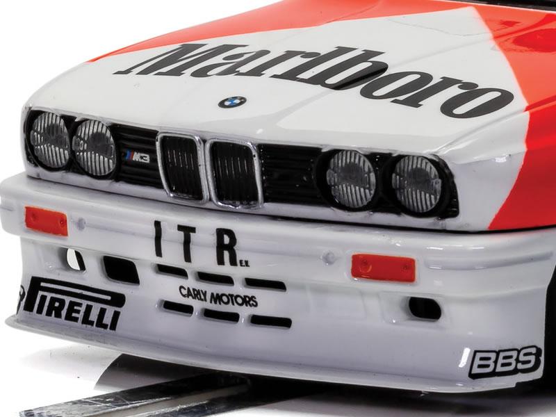 Scalextric la BMW E30 M3 1991 DTM #42 Cor Euser - C4168