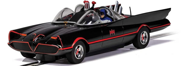 Scalextric: la Batmobile 1966 pour le slot racing