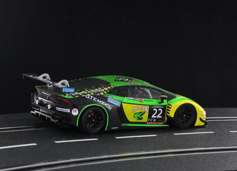 Sideways: la LB H GT3 - Leipert Motorsport Design - SWCAR01i
