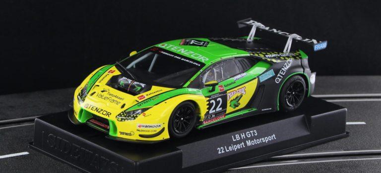 Sideways: la LB H GT3 – Leipert Motorsport Design – SWCAR01i