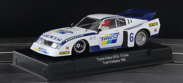 Sideways: la Toyota Celica LB Turbo Trust Company 1982
