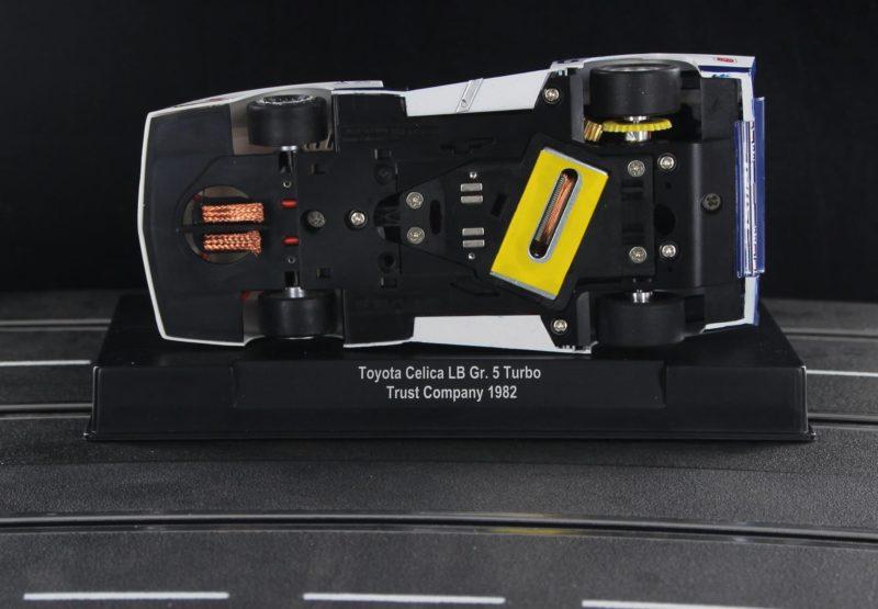 Sideways la Toyota Celica LB Turbo Trust Company 1982