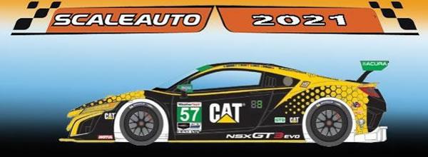 SlotCar Today dévoile des infos sur la Honda NSX GT3 de Scaleauto