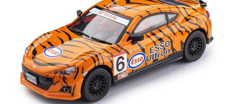 Policar: la Toyota GT86 – #6 Esso Ultron Goodwood 2015.