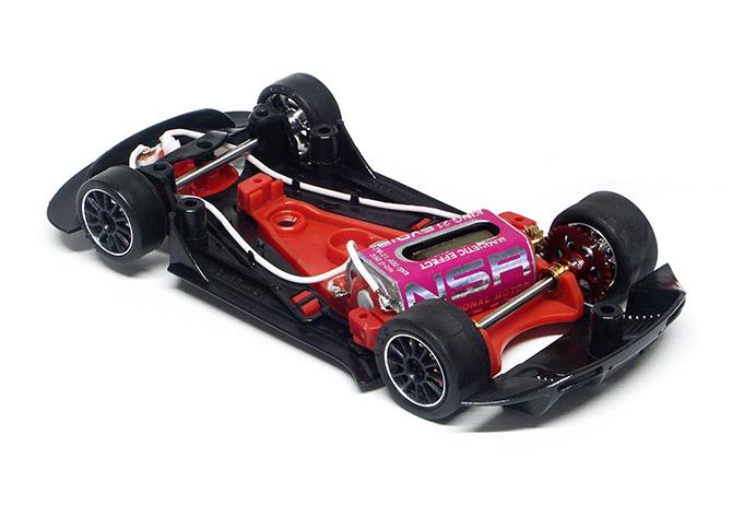 châssis ASV GT3 NSR