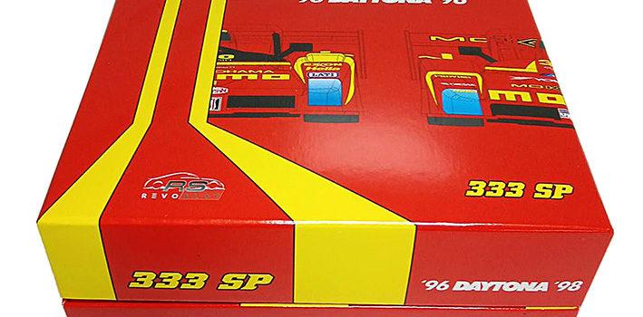 Revoslot: Un duo de Ferrari 333 SP arrive