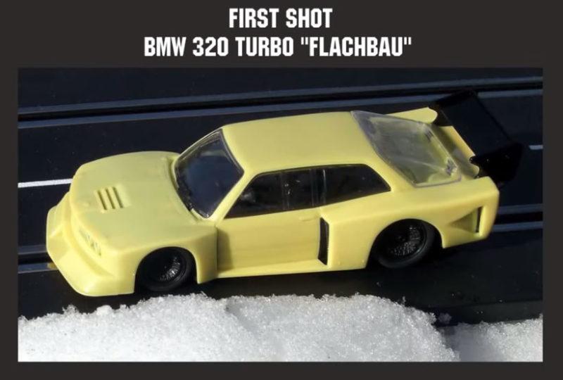Carrera - BMW 320 Turbo Flachbau - 2021