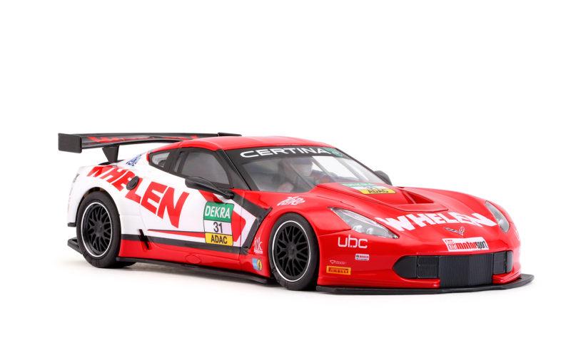 NSR - Corvette C7R Whelen – ADAC GT Séries 2016