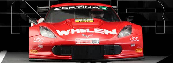 NSR: La Corvette C7R Whelen – ADAC GT Séries 2016