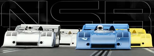 NSR: La Porsche 917/10K arrive