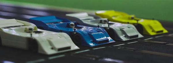 NSR Un clip vidéo pour la sortie de la Porsche 917/10K