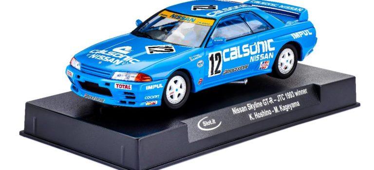 Slot.it: les photos de la Nissan Skyline GT-R Calsonic JTC 1993