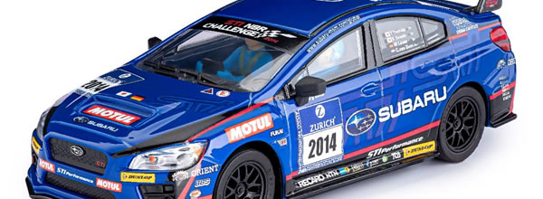 Policar: La Subaru WRX STI Présentation - 24 h Nurburgring 2014 - CT02a