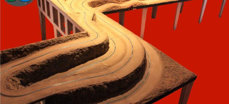 RSS Raceways: Des modules pour créer des pistes de rallye slot