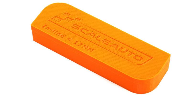 SC-5088 D Boîte 3 DP pour Couronnes Scaleauto In-Line 1-32