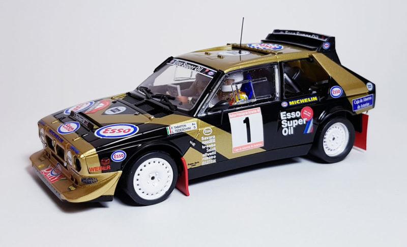 SRC - Lancia Delta S4 – Rallye Prince des Asturies '86