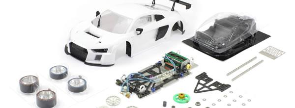 Scaleauto le kit racing de l'Audi R8 LMS GT3 2016 est disponible