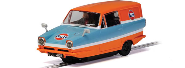 Scalextric Une Reliant Regal Van en version Gulf Edition C4193