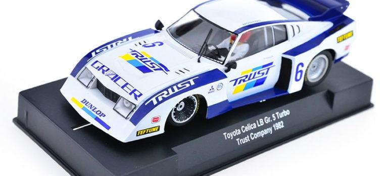 Sideways: les photos de la Toyota Celica LB Turbo Trust Company 1982