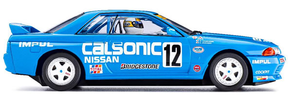 Slot.it: les photos de la Nissan Skyline GT-R Calsonic JTC 1993