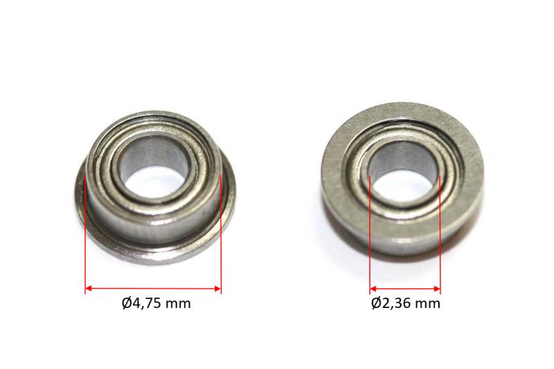 Sloting Plus - Paliers roulements à billes - SP055001
