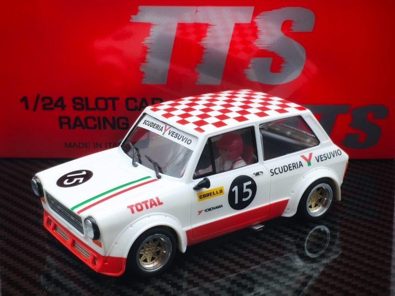TTS 033 Autobianchi A112 Abarth Gr.2 Scuderia Vesuvio # 15