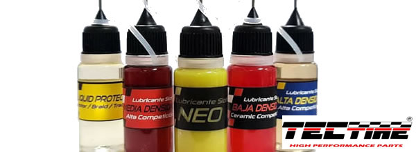 Tectine: Une nouvelle gamme d'huile pour slot cars
