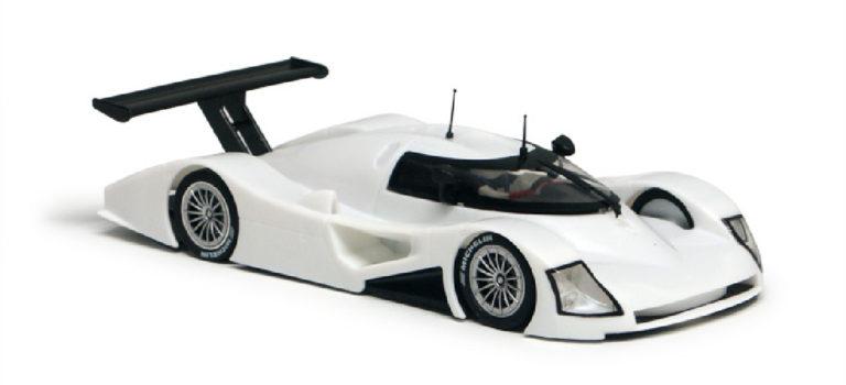 Slot.it: Le kit blanc de  l'Audi R8C (CA12z1)