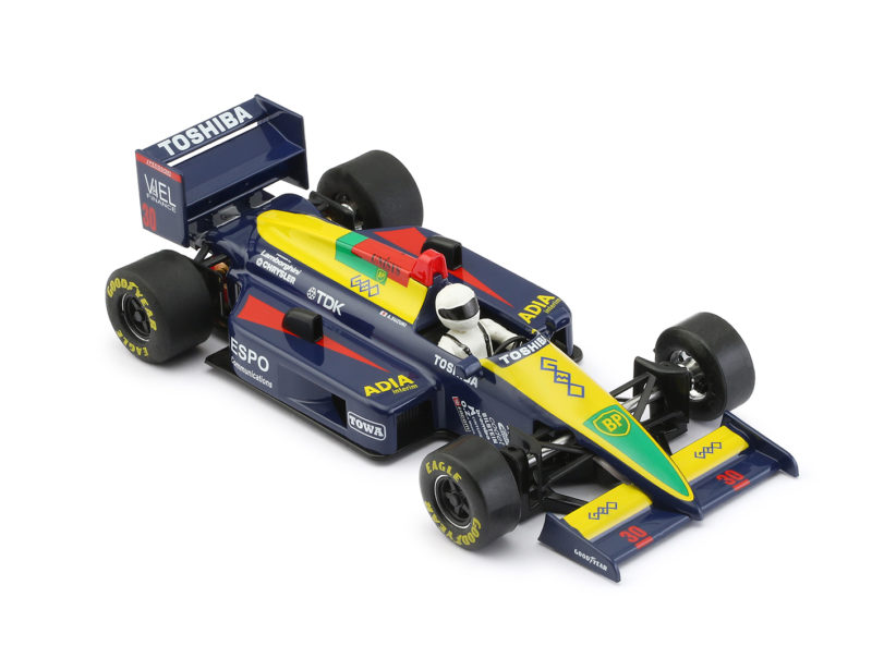 - 0181 IL NSR Formula 8689 Blue Toshiba #30 IL ROI 21 EVO3 - Aguri Suzuki