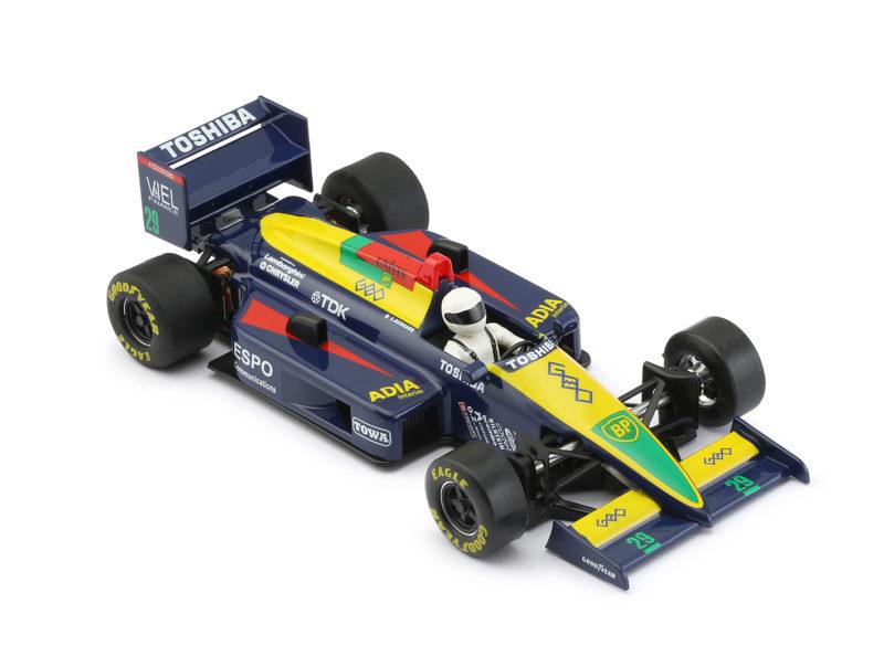 - 0182 IL NSR Formula 8689 Blue Toshiba #29 IL ROI 21 EVO3 - Éric Bernard