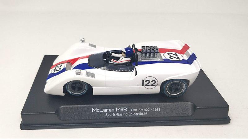 Thunder Slot – McLaren M6B #22 Can-Am 1968