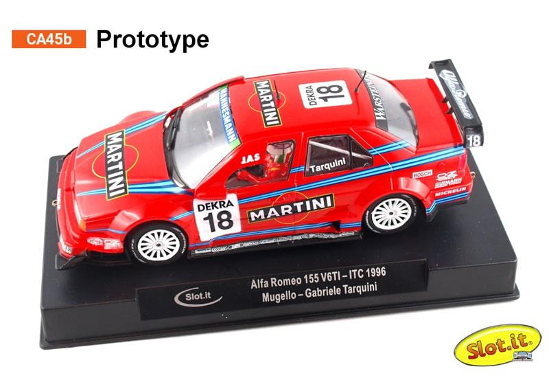 Alfa 155 V6 TI DTM - #18 ITC 1996 - Mugello - Gabriel Tarquini - CA45b